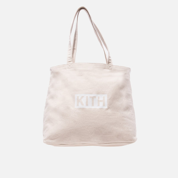 Kith Weekend Tote Bag - Natural