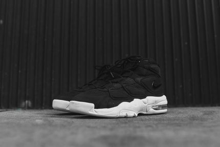 Nike Air Max 2 Uptempo QS - Black / White