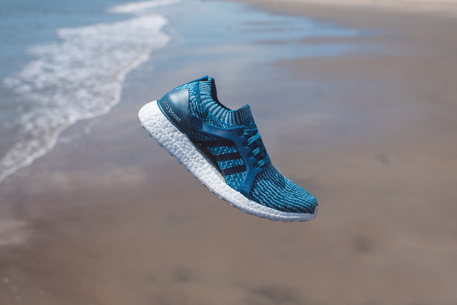 cfd8005963356 adidas x Parley WMNS UltraBoost X - Core Blue   Intense Blue – Kith
