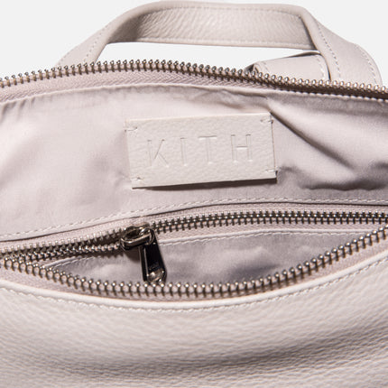 Kith Emma Leather Backpack - White