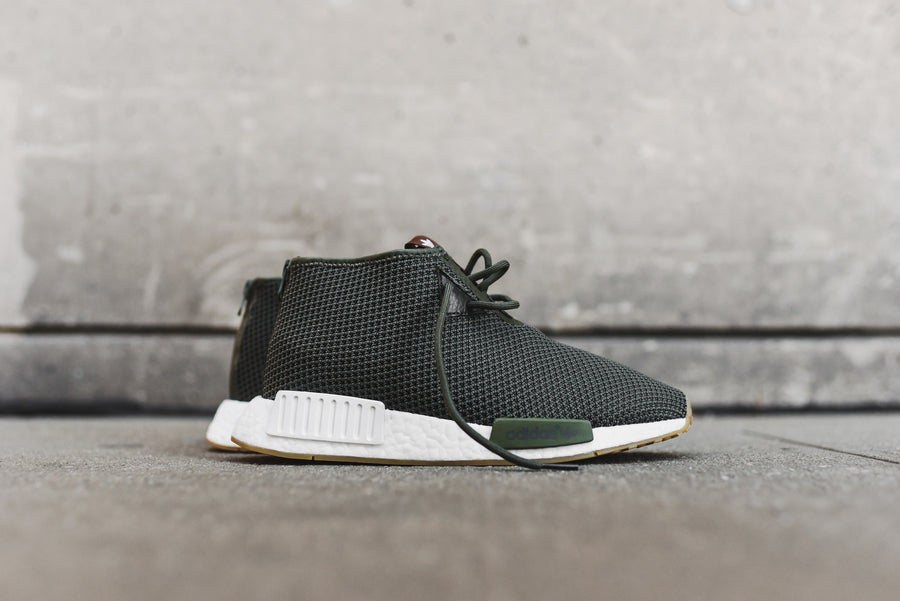 adidas Consortium x END. NMD_C1 - Earth Green