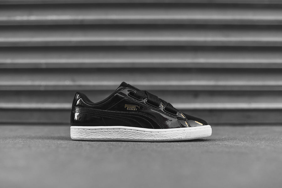Puma WMNS Basket Heart - Black