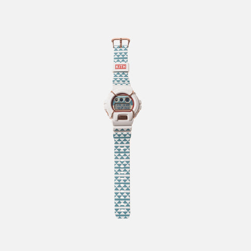 Kith x G-Shock 6900 Digital Watch - Sea Salt
