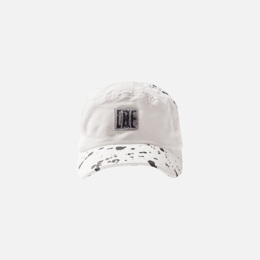 Cav Empt Ink 5 Panel Cap - White / Black