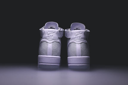 Nike Air Force 1 Ultra Flyknit - Triple White