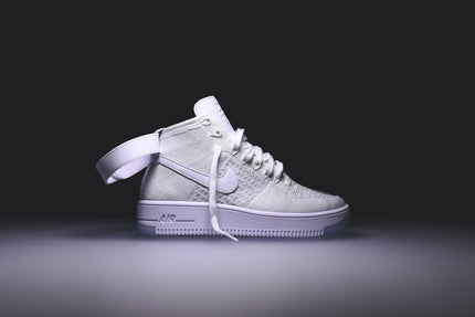 Nike WMNS Air Force 1 Ultra Flyknit - Triple White