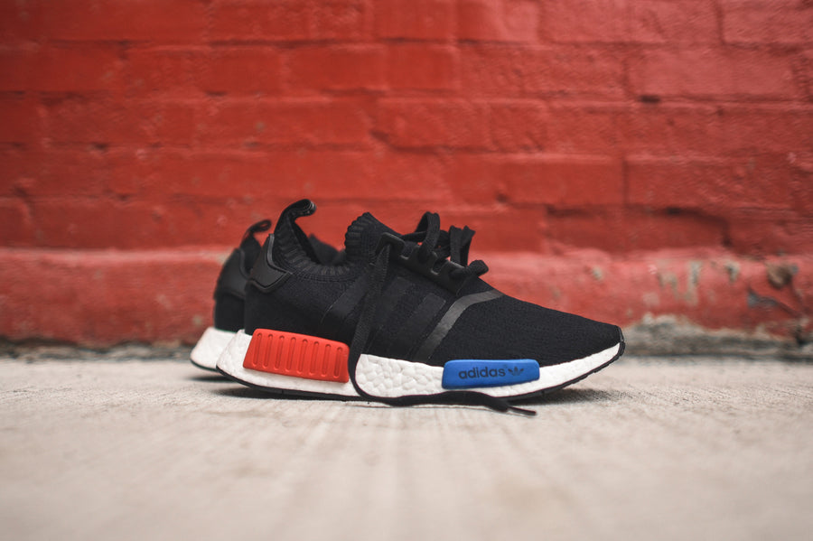 adidas Originals NMD Runner - Black / Red / Blue