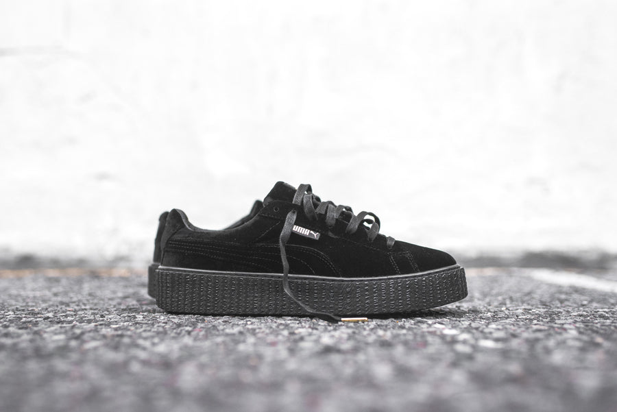 Puma x Rihanna WMNS Creeper - Black