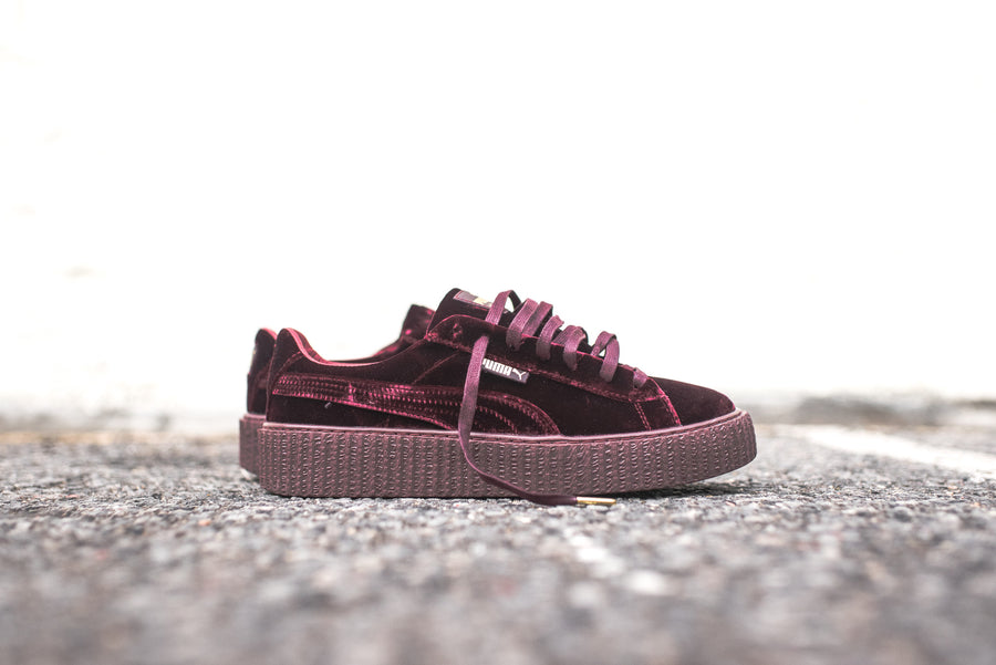 Puma x Rihanna WMNS Creeper - Royal Purple