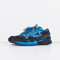 adidas by Raf Simons Replicant Ozweego - Black / Blue Thumbnail 1