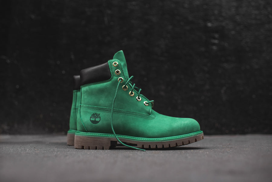 "Timberland Classic 6"" Construct Premium - Celtic Green"