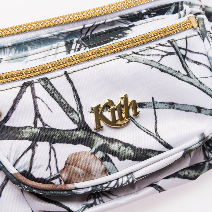 Kith Astor Waist Bag - Snow Camo