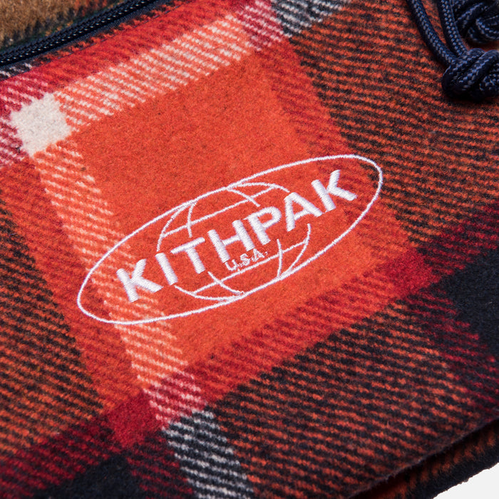 Kith x Eastpak Rusher Sidebag - Plaid / Multi