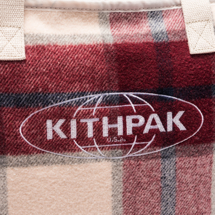Kith x Eastpak Flask Tote Bag - Plaid / Multi