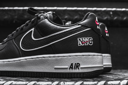 Nike Air Force 1 Low Retro NYC - Black / White