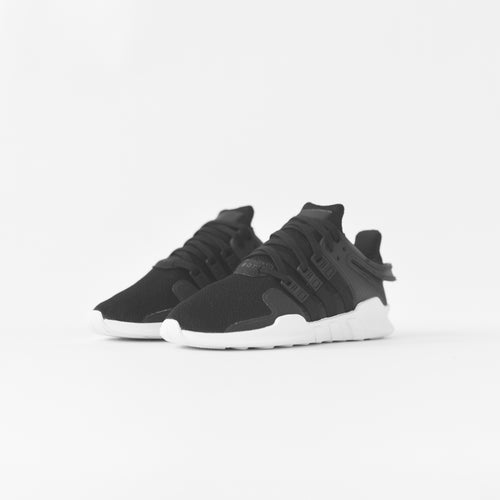 adidas Originals Kids EQT Support ADV - Black / White