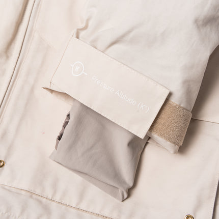 Kith 930 Summit Down Parka - Beige