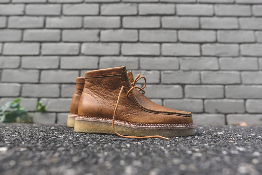 Clarks Beckery Hike Boot - Bronze