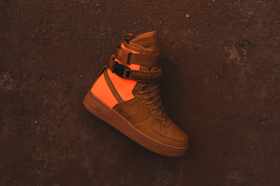 Nike SF-AF1 QS - Ochre / Orange