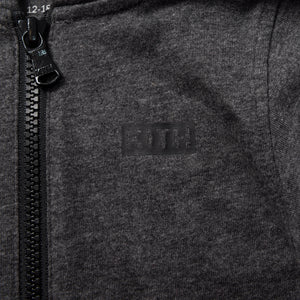 Kith Kids Toddler Classic Logo Coverall - Charcoal / Multi