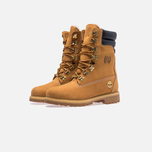 Kith x Tommy Hilfiger x Timberland Shearling Lined Super Boot - Wheat