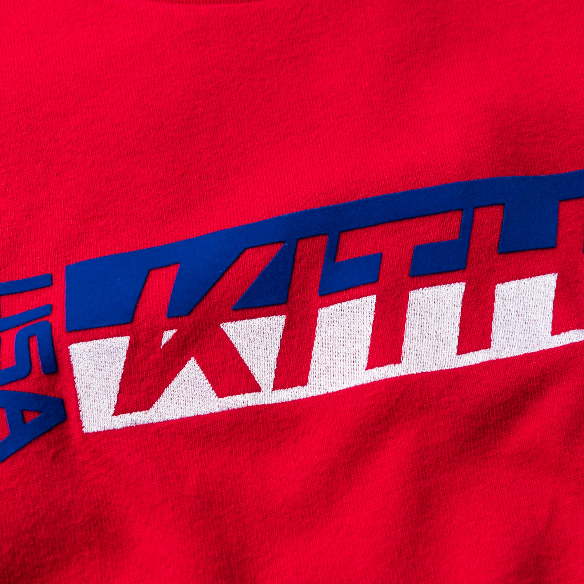 Kith USA Factory Team Tee - Red