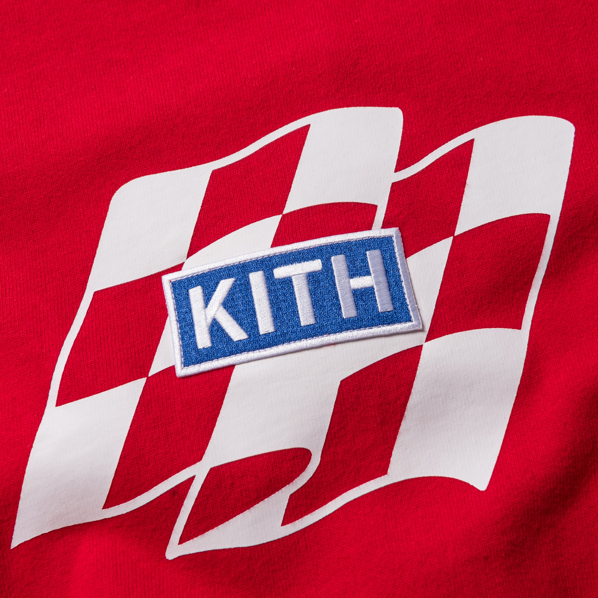 Kith Flag Wave Tee - Red