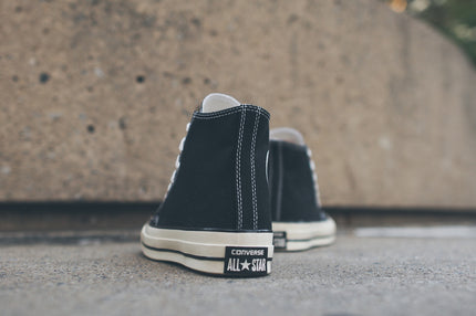 Converse Chuck Taylor All Star Hi 1970 - Black / White
