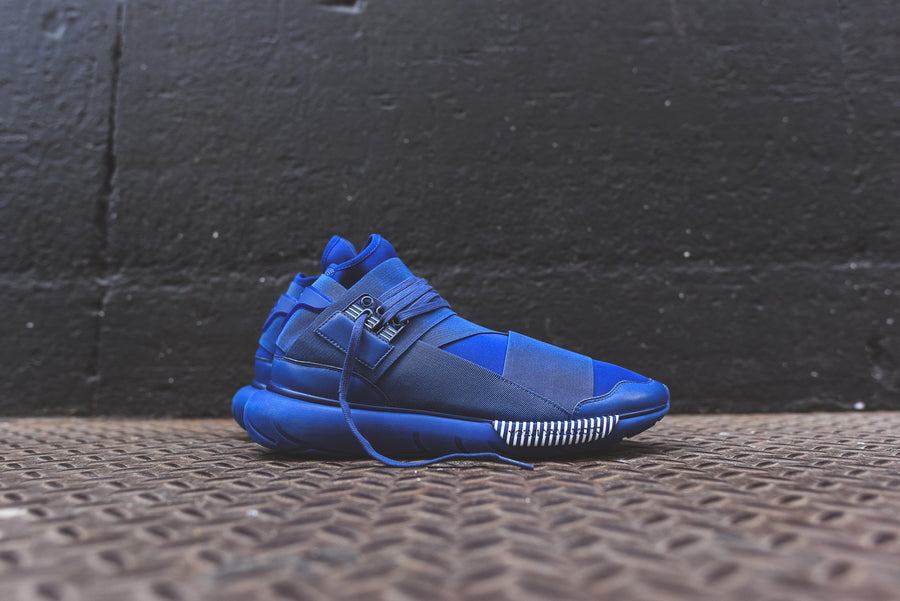 Y-3 Qasa High Roundel - Blue