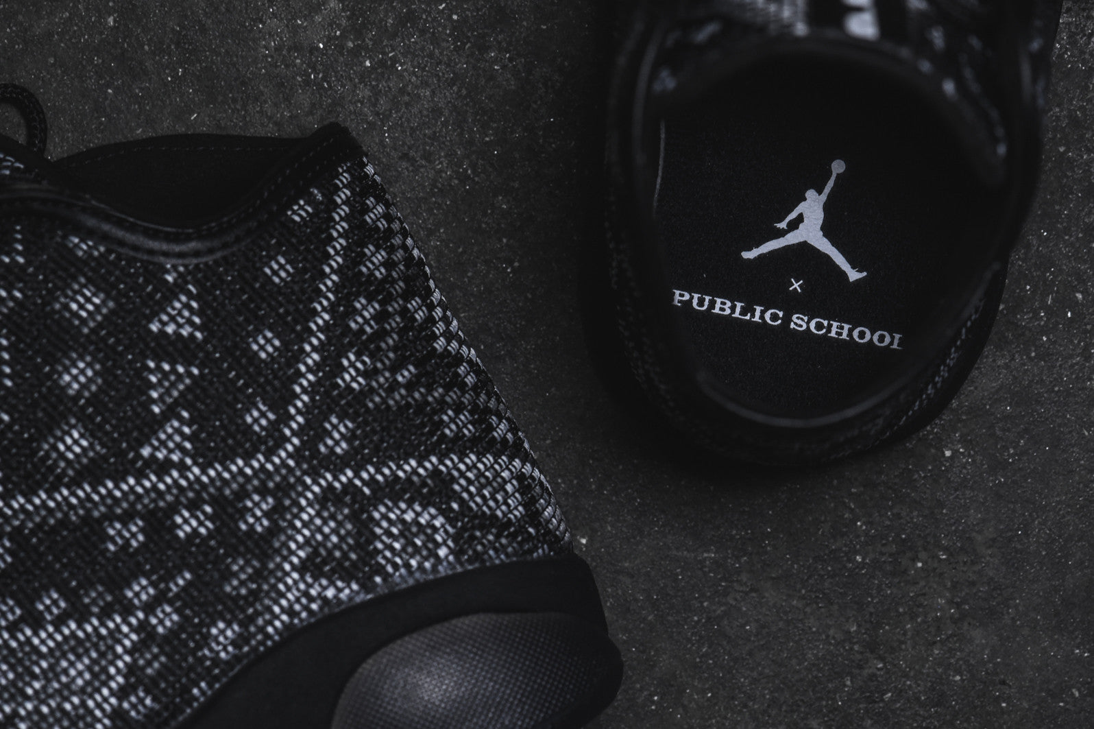 Nike Air Jordan x Public School Horizon PRM