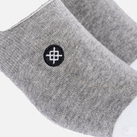 Kith Classics x Stance Super Invisible Sock - Grey / White Thumbnail 3