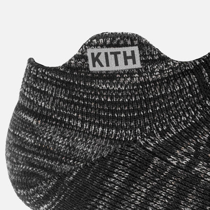 Kith x Stance Ventron Tab Sock - Black