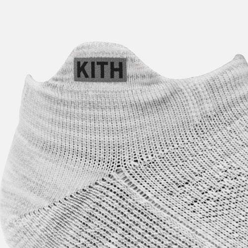 Kith x Stance Ventron Tab Sock - White