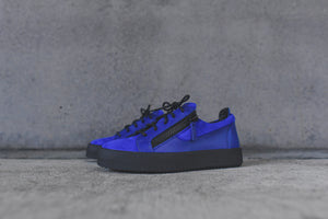 Giuseppe Zanotti London Low - Royal Blue / Black