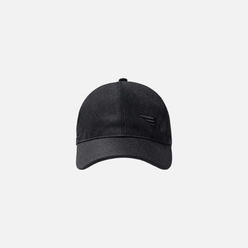 Kith Wing Stripe Cap - Black