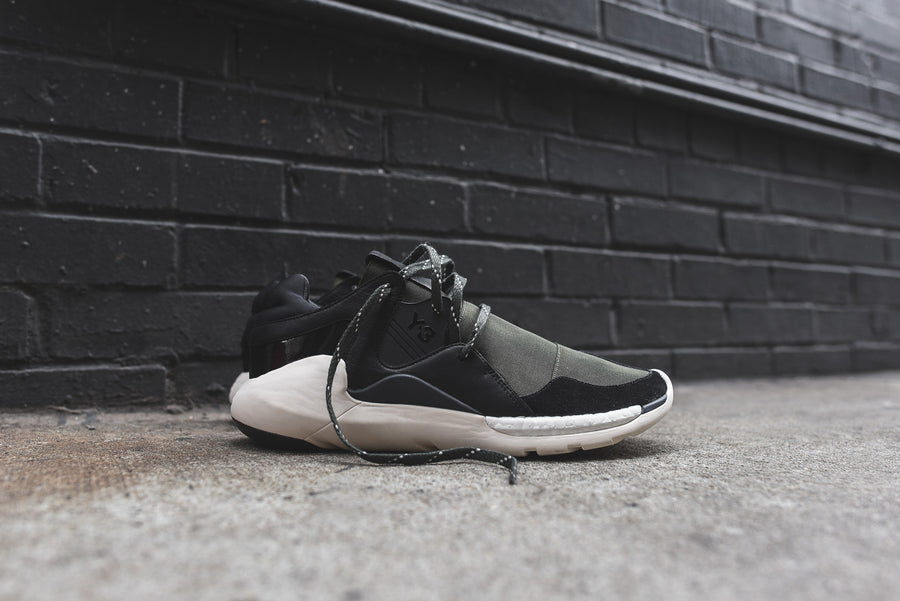 Y-3 Boost QR - Night Cargo / Black / Navy