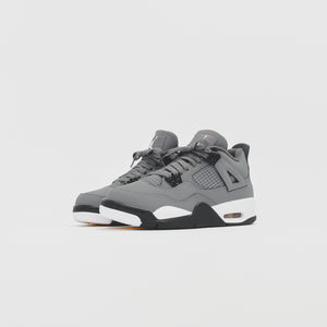 Nike GS Air Jordan 4 Retro - Cool Grey Image 3