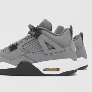 Nike GS Air Jordan 4 Retro - Cool Grey Image 4