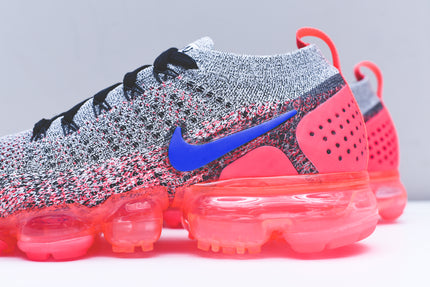 Nike WMNS Air VaporMax FK 2 - White / Blue / Crimson