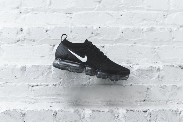 Nike Air VaporMax FK 2 - Black / Silver
