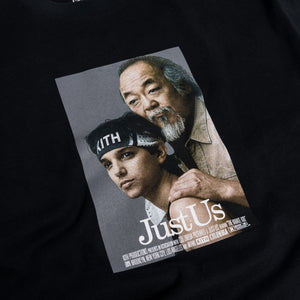 Kith x Karate Kid L/S Tee - Black