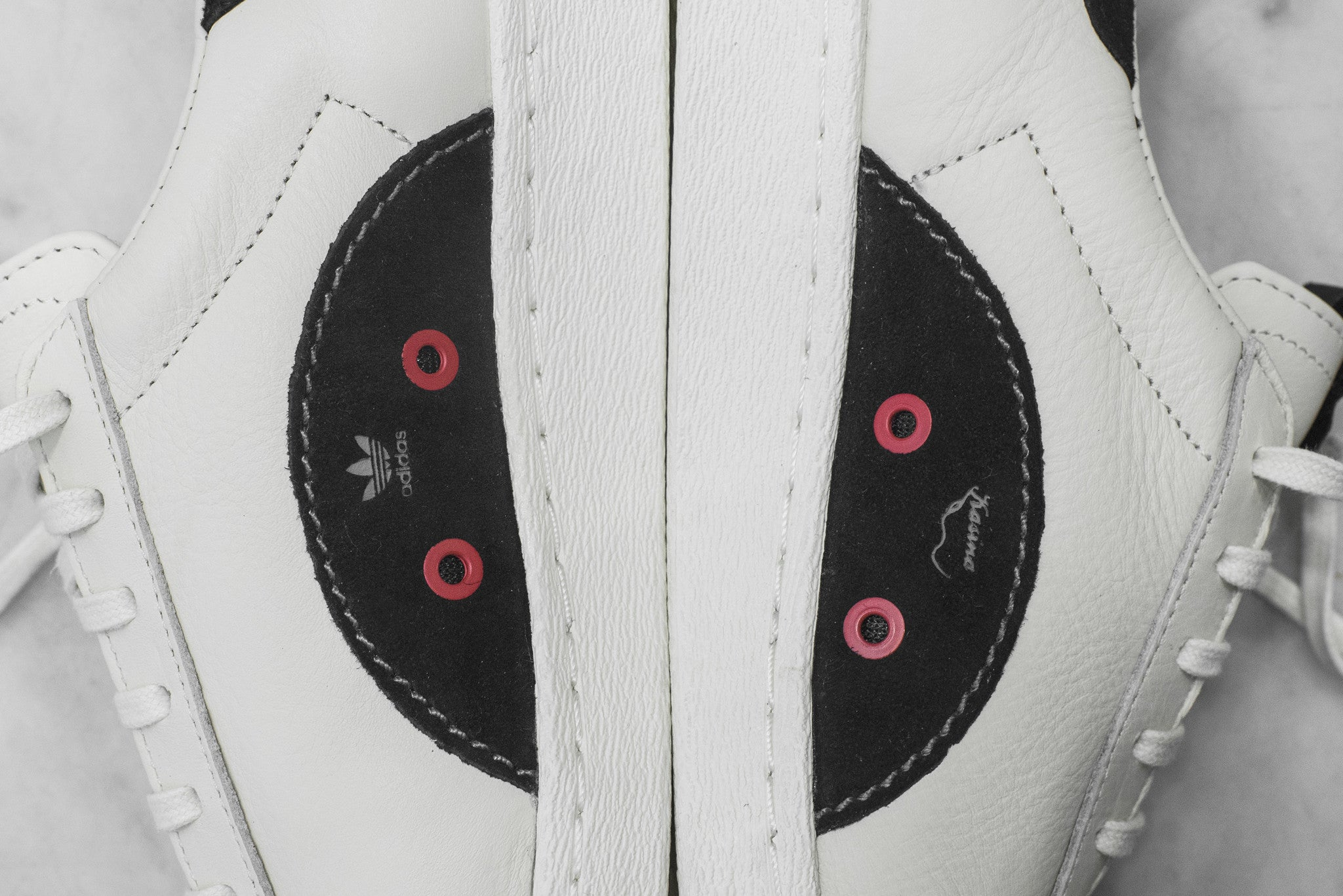 Adidas Superstar 80s White Off White Hers trainers Office Shoes