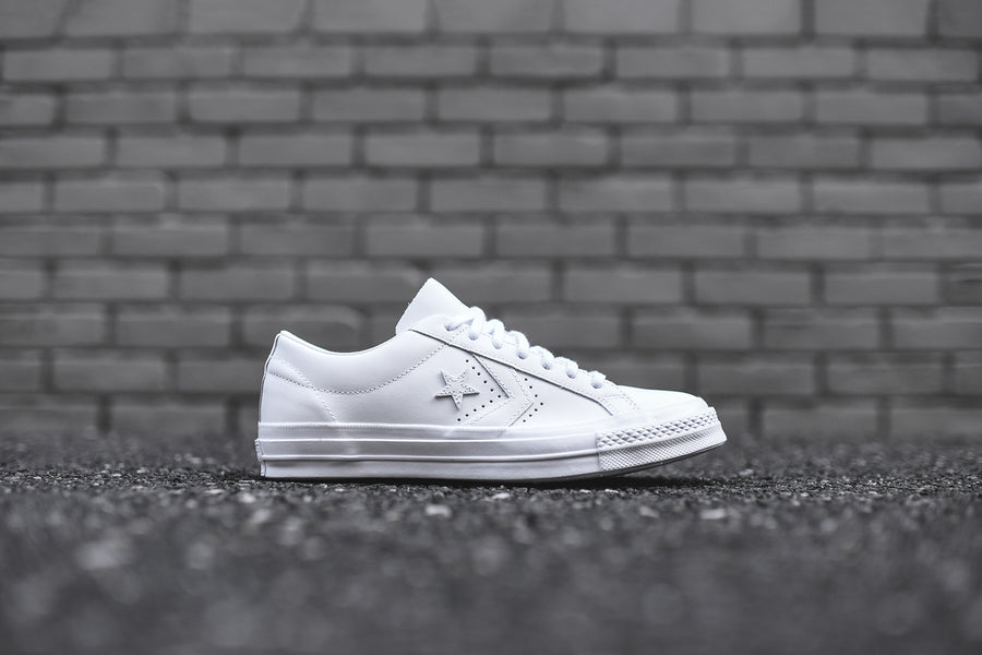 Converse x Engineered Garments One Star - White