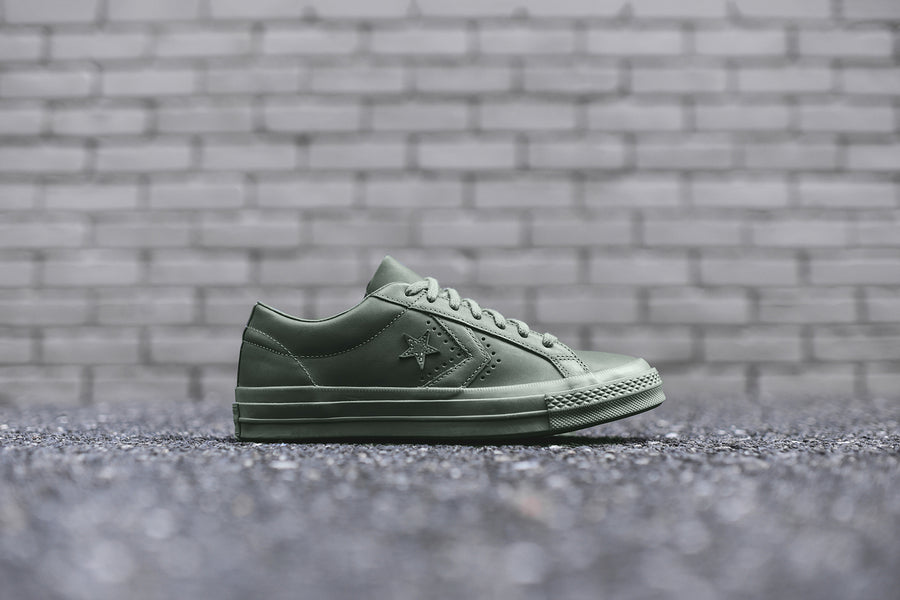Converse x Engineered Garments One Star - Dark Olive