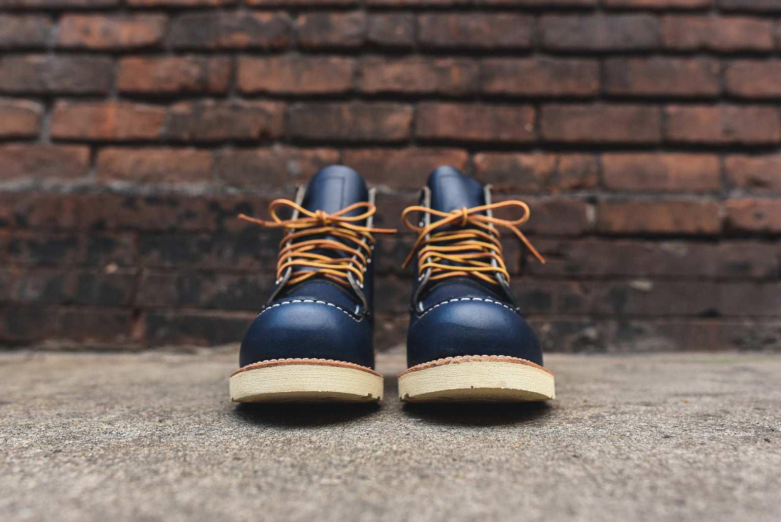 "Red Wing 8882 6"" Moc Boot - Indigo Portage Leather"