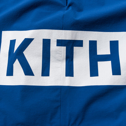 Kith Madison Short - Royal Blue / Sky / White
