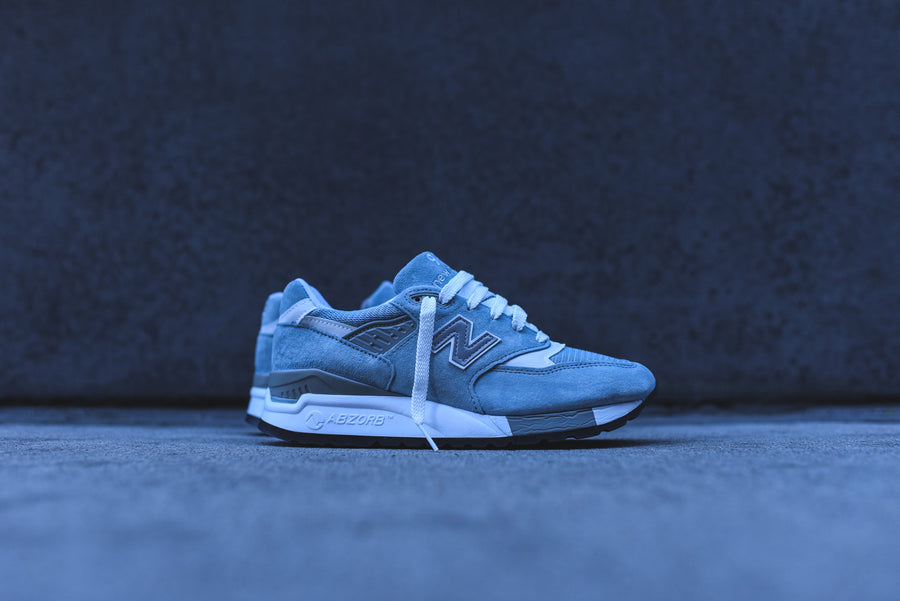 New Balance WMNS 998 - Light Blue