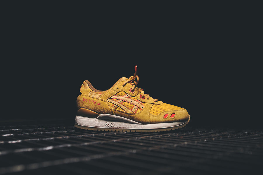 Asics Gel Lyte III - Honey Mustard