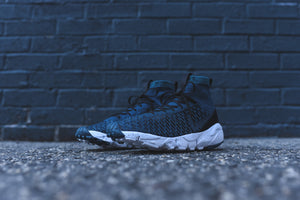 Nike Air Footscape Magista Flyknit - Turqoise / Black