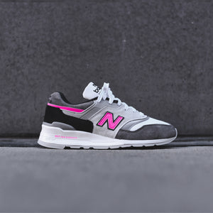 best loved 7c559 c28c0 New Balance 997 - Grey / Pink – Kith